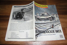 SOLDATENGESCHICHTEN 25 / 1958 -- BUNKERKNACKER BREX // russischer Kältewinter 41