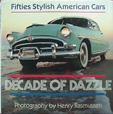 Fifties Stylish American Cars, 1987 Book (1953 Hudson Hornet Cvr