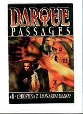 Darque Passages 1 . Acclaim Comics 1998 -VF