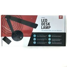 TaoTronics LED Desk Lamp Color Brightness Modes USB Port TT-DL19WM Black