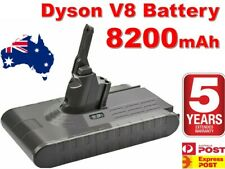 8200mAh Battery SV10 For Dyson V8 Absolute Animal Fluffy Vacuum Cleaner AU Stock
