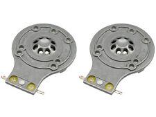 JBL 2412 JRX100 JRX112 JRX115 JRX125 Metal Horn Diaphragm 2 Pack Free Shipping