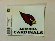 Arizona Cardinals Static Cling Decal