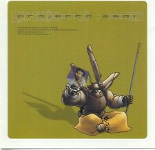 Projecto: 2501 SupremeEx & Tajai CD New Sealed Case is cracked