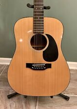 Takamine Ef-385 12 String Acoustic Guitar - Made In Japan
