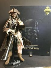 Hot Toys Jack Sparrow DX06 Pirates Of The Caribbean Exclusive