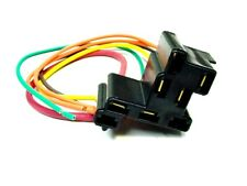 Cad Olds Headlamp Headlight Switch Connector Pigtail Wire Wiring Harness Plug