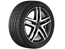 "Genuine Mercedes-Benz WDF447 VITO/V Class Single 5 Spoke 19"" Alloy Wheel (2015+)"