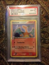 2007 Pokemon Ex Charizard Holo Ex Power Keepers #6 PSA 10 Gem Mint
