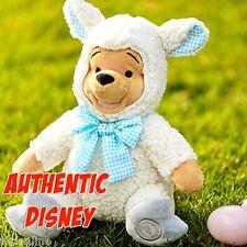 Genuine Disney Winnie the Pooh Easter Plush Soft Doll Toy - 11''