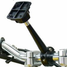 Extendido 14.5cm Calidad Metal Montura para Manillar de Moto Para Garmin Montan