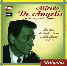 Alfredo de Angelis - Los Duos de Dante y Martel [New CD]