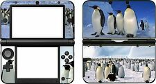 Nintendo 3dsxl 3 Ds Xl Penguin Piel De Vinilo Sticker Decal Sticker