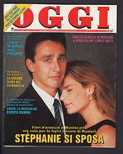 OGGI 47/1994 POOH EDUARDO PALOMO CICCIOLINA ILONA STALLER ALLUVIONE PIEMONTE