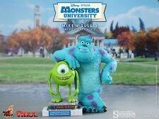 "Hot Toys Monsters University - Mike & Sulley 9"" Vinyl Figure Set"