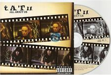 TATU T.A.T.U. All About Us CD SINGLE card sleeve