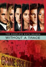 Without a Trace: Season 6 (6 Discs 2007) - Anthony LaPaglia, Enrique Murciano