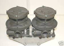 IMPCO MOUNT TWIN 425 MIXERS TO HOLLEY 4 BBL MOUNT MIXER AA3-80 CT425M-2 660HP