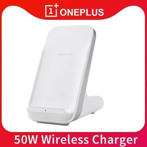 Original OnePlus 9 Pro Wireless Charger Stand 50W Warp Air Cooling Charger