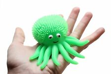 Puffer Octopus Ball - Squishy Sensory - Stress Anxiety office student calming