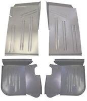 59-60 Buick Cadillac 6 Window 4dr Hdtp Upper Vertical Seals on Rear Lock Pillar