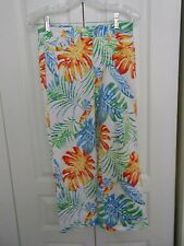 ICEBERG PRINTED JEANS--MADE IN ITALY--SIZE 28