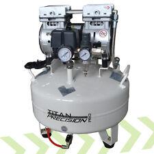 TITAN Precision 22L Super Silencioso Dental clínica médica Compresor de aire sin aceite