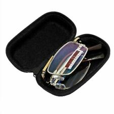 Foldable Portable Glasses Case Lightweight Reading Sunglasses Storage Holder Box