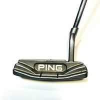 PING Karsten Ally i Left-Hand Putter. 35.5 inch - Very Good Cond, Free Post 6985