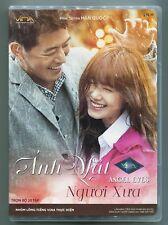 ANH Mat ANGEL EYES DVD KOREAN DRAMA in Vietnamese language 4 disc set FREE ship