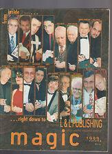 Right Down to Magic L&L Publishing Catalog 1999
