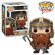 Gimli Lord of the Rings Funko Pop Figure Official Hobbit Collectables