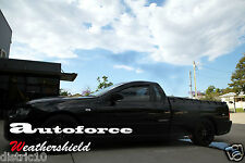 QUALITY FORD FALCON BA BF UTE RTV SE XL XLS SUPER CAB WEATHER SHIELD DOOR