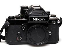 Nikon f2s Photomic Black + Finder dp-2