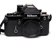 Nikon F2S Photomic Black + Finder DP-2