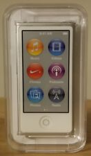 Apple iPod nano 16GB MP3 Player 8th Generation White/Silver - MKN22LL/A