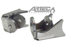 ARTEC High Clearance Shock Brackets 97-06 Jeep Wrangler TJ LJ Raw BR1049