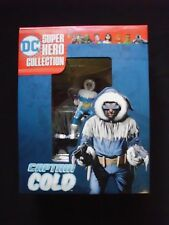 DC Comics Super Hero Collection - Captain Cold Resin Figurine w/ Booklet - NIB