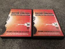 Ultimate Guitar Control Secrets Collection 14 DVD Disc Set