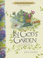 In God's Garden: A Devotional for Gardeners Hands and Heart Devotional