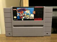 MARIO PAINT (Super Nintendo Entertainment System, 1992) SNES Video Game Working