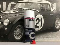 Peinture carrosserie: Bombe Aérosol HAUTE QUALITE Laque Blanc pur Satinée direct