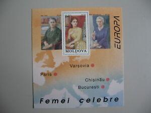 CEPT-Europe, block,  MOLDOVA/MOLDAU, 1994, **/MNH