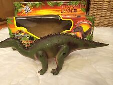 """Dinosaur Epoch that Roars while Walking 13-1/2"""" L and 4-1/2"""" High Jurassic Park"""