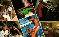 Vintage Postcard - Holiday Inn Hotel/Motel Brattlebore Vermont Un-Posted #2500