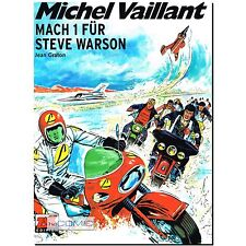 Michel vaillant 14 Mach 1 pour steve warson coureur zack BD Epos tout NEUF