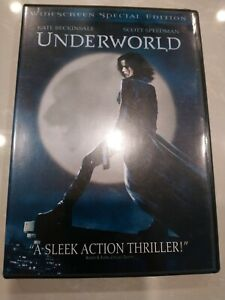 Underworld (DVD, 2004, Widescreen Special Edition) Kate Beckinsale pre-owned