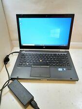 - (NICE) HP EliteBook 8460w Laptop w/ i5-2540M 2.60GHz/4GB RAM/500GB HDD/w10/AC