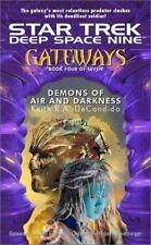 Demons of Air and Darkness (Star Trek Deep Space Nine: Gateways, Book 4), Keith