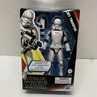 Star Wars:Galaxy of Adventures - Rise Of Skywalker Jet Trooper Action Figure NEW